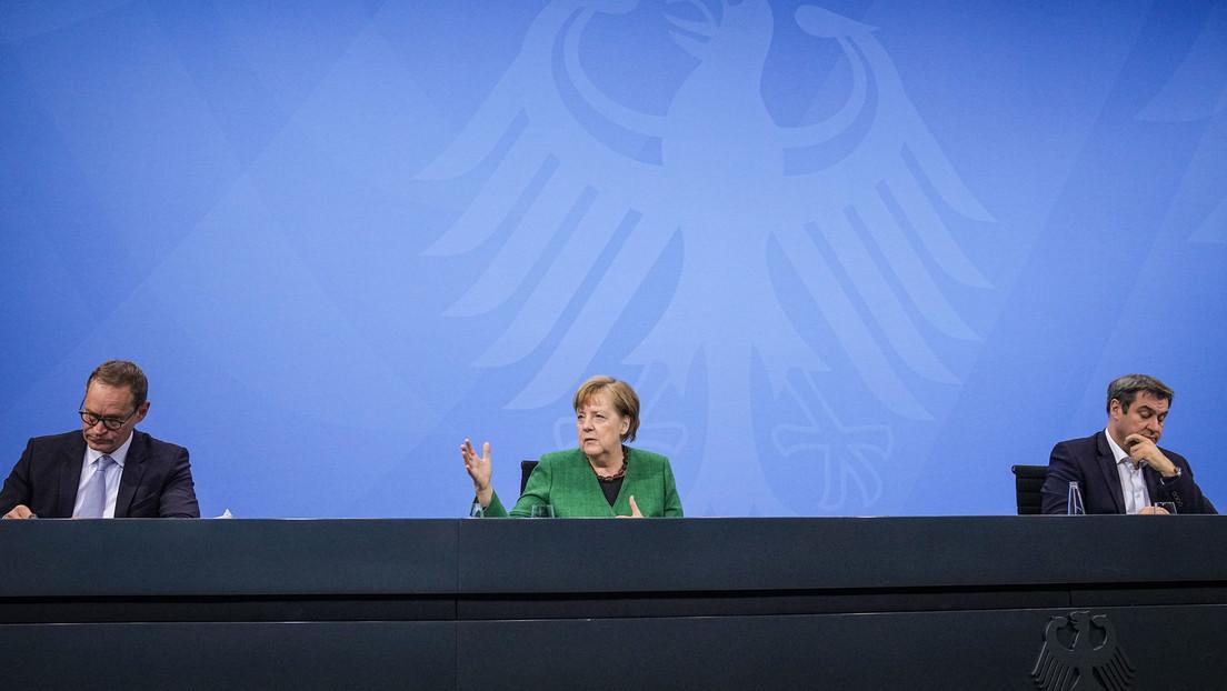 Lockdown verschärft und verlängert bis 18. April – Zu Ostern soll Deutschland komplett stillstehen