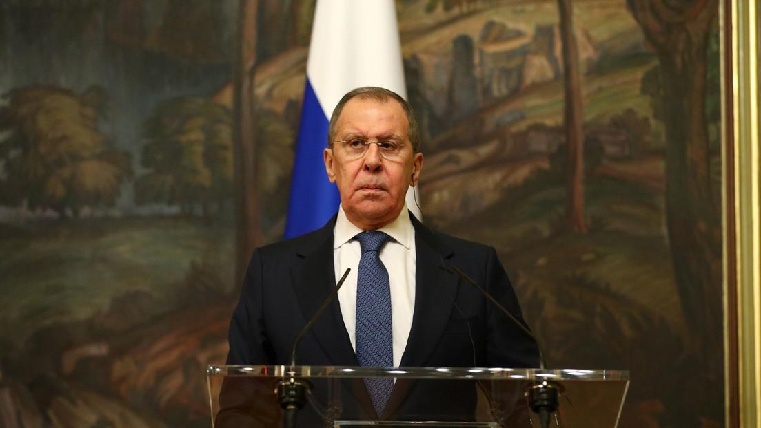 Lawrow: Brüssel hat Beziehungen zwischen Russland und EU zerstört