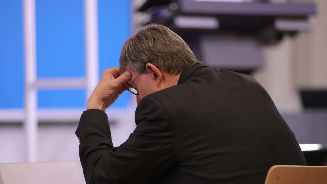 LIVE: Kölner Erzbischof Kardinal Woelki stellt Konsequenzen aus Missbrauchsgutachten vor