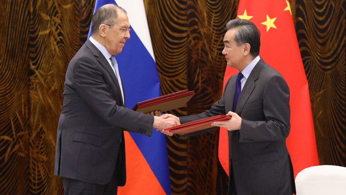 """Peking: Russland und China lehnen gemeinsam """"Hegemonie und Schikanen"""" ab"""