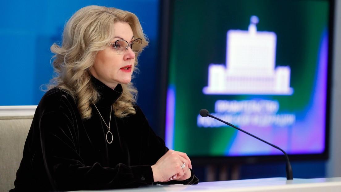 Russland: Keine Gründe für Lockdown und erste Lieferungen des dritten Impfstoffes ab Ende März