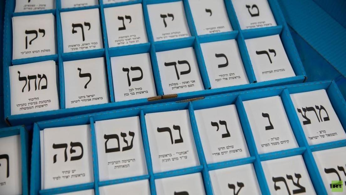 LIVE aus Israel: Bekanntgabe der Ergebnisse nach Schließung der Wahllokale