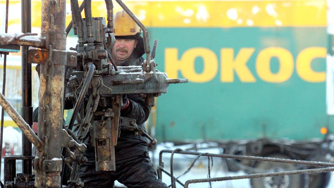 Russland steht im 57 Milliarden US-Dollar schweren Streit um das Yukos-Ölimperium vor einem Showdown
