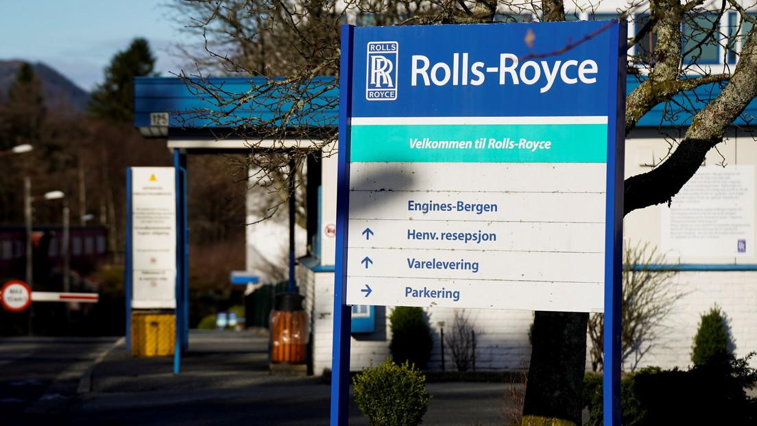 Aus Gründen der nationalen Sicherheit: Norwegen stoppt Verkauf von Rolls-Royce-Tochter an Russland