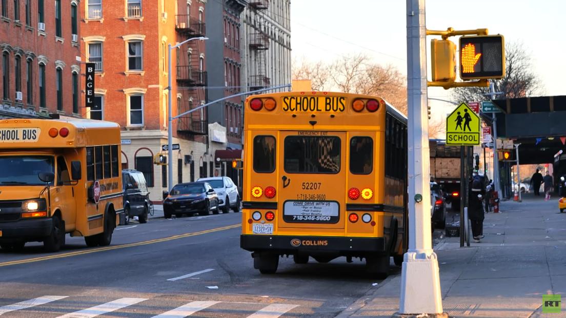 """""""Es wurde Zeit!"""" – New Yorker Eltern freuen sich über Öffnung der weiterführenden Schulen"""
