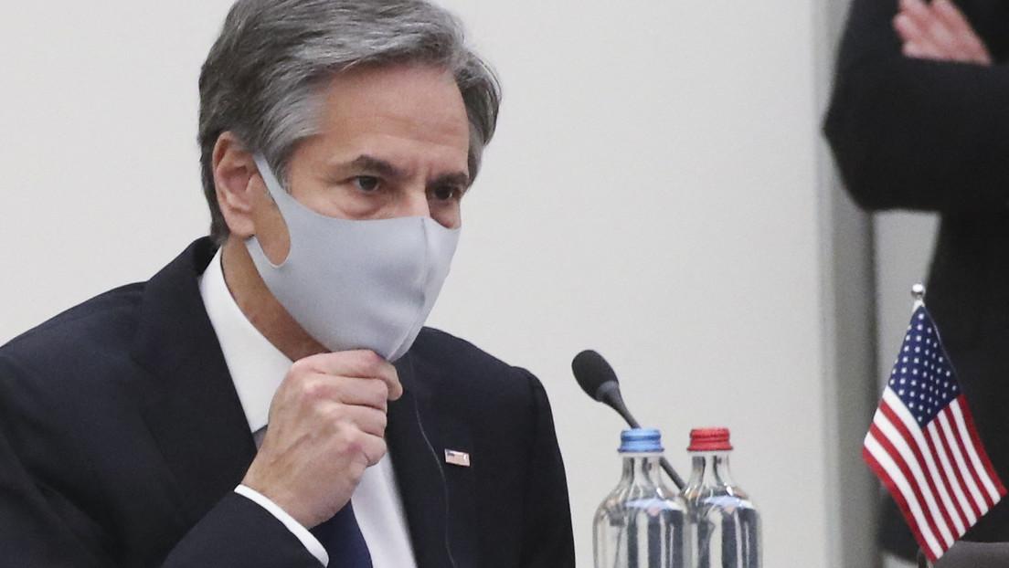 US-Außenminister Blinken nutzt Treffen mit Maas für harte Kritik an Nord Stream 2