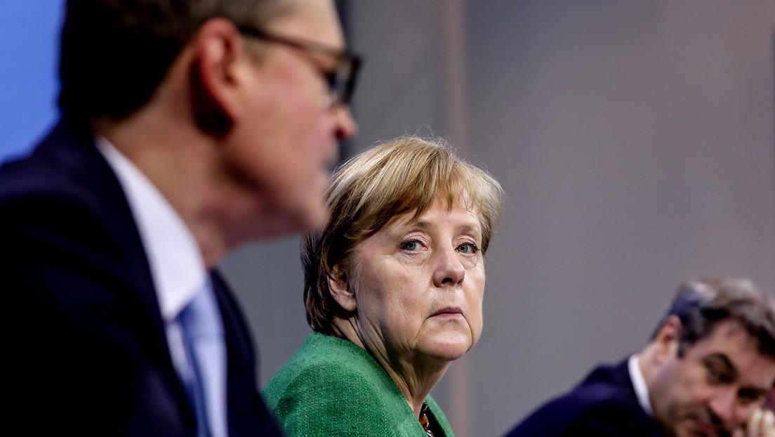 """Neues Treffen von Merkel und Ministerpräsidenten: Beschluss zu """"Oster-Ruhetagen"""" wird zurückgenommen"""