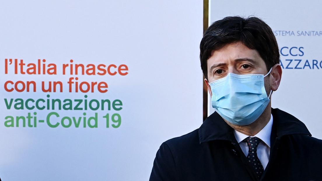 """Italienischer Gesundheitsminister Roberto Speranza über Sputnik V: """"Wir brauchen alle Impfstoffe"""""""