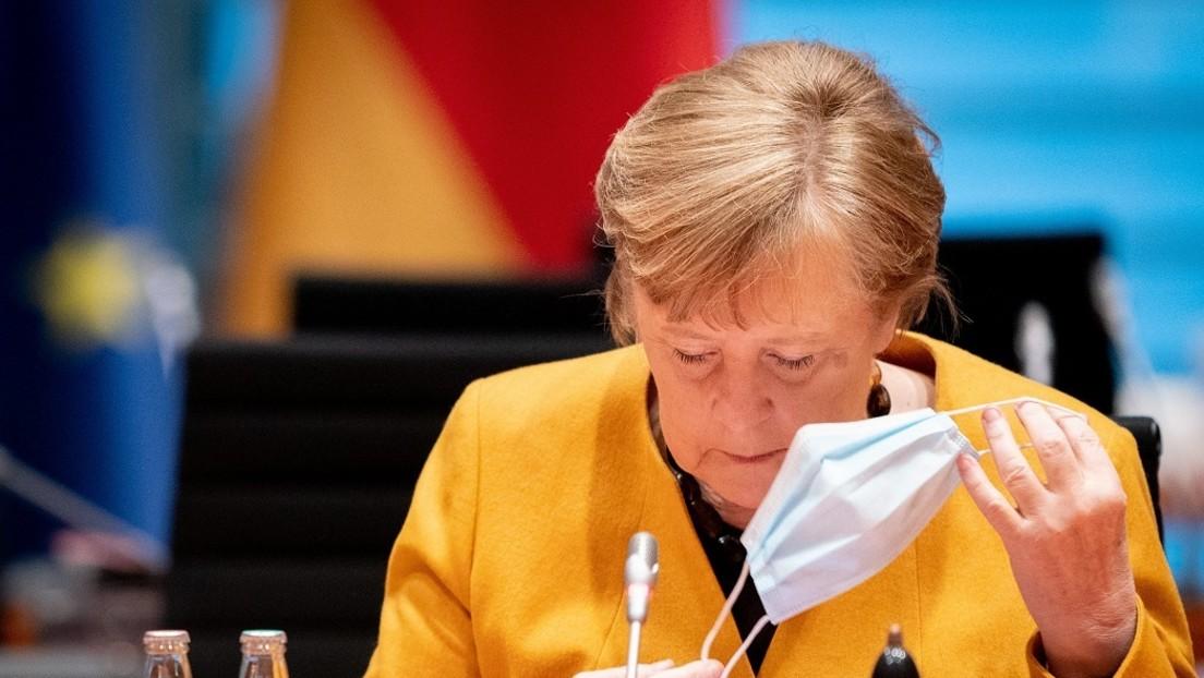 """LIVE: Merkel gibt Stellungnahme und Entschuldigung zu Stopp der """"Oster-Ruhetage"""" ab"""