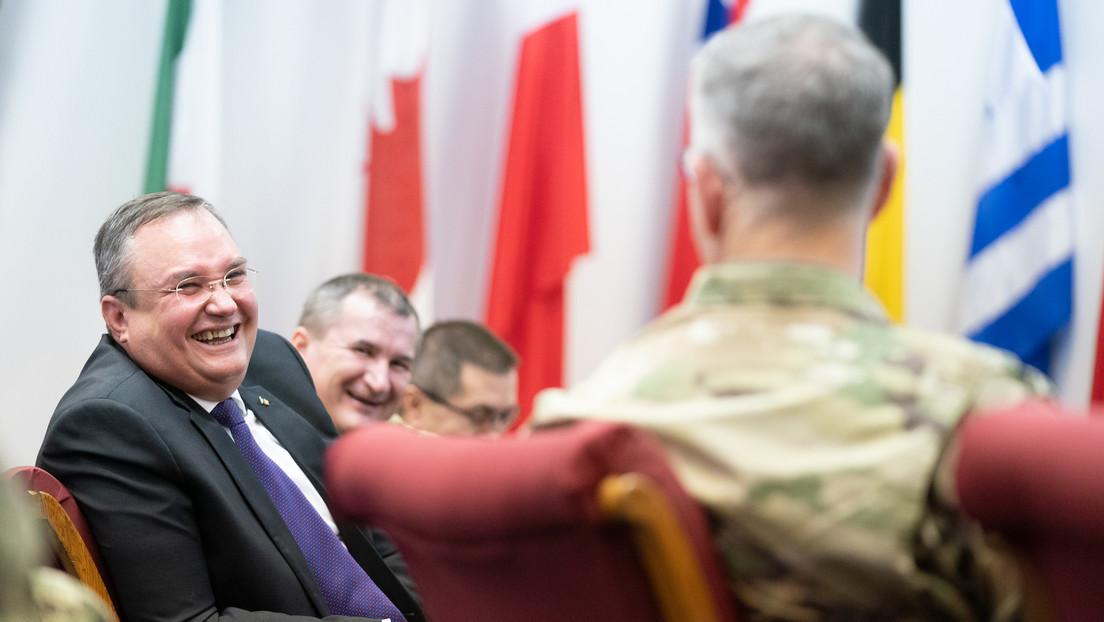 Rumänischer Verteidigungsminister postet versehentlich geheime Zugangsdaten