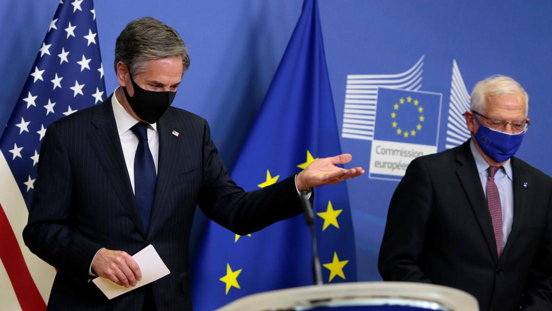 """US-Außenminister: """"China muss beweisen, dass Handelsversprechen an EU nicht nur Gerede sind"""""""