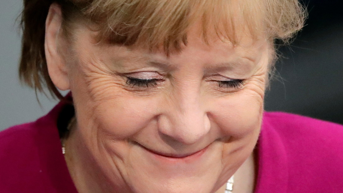 """""""Wir müssen etwas tun"""" – Merkel ruft zum Durchhalten auf"""