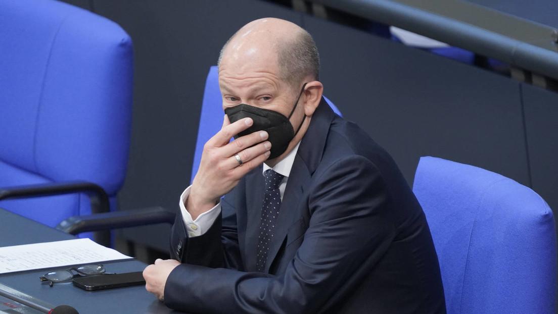 Finanzminister Olaf Scholz meidet das Unwort: Steuererhöhung