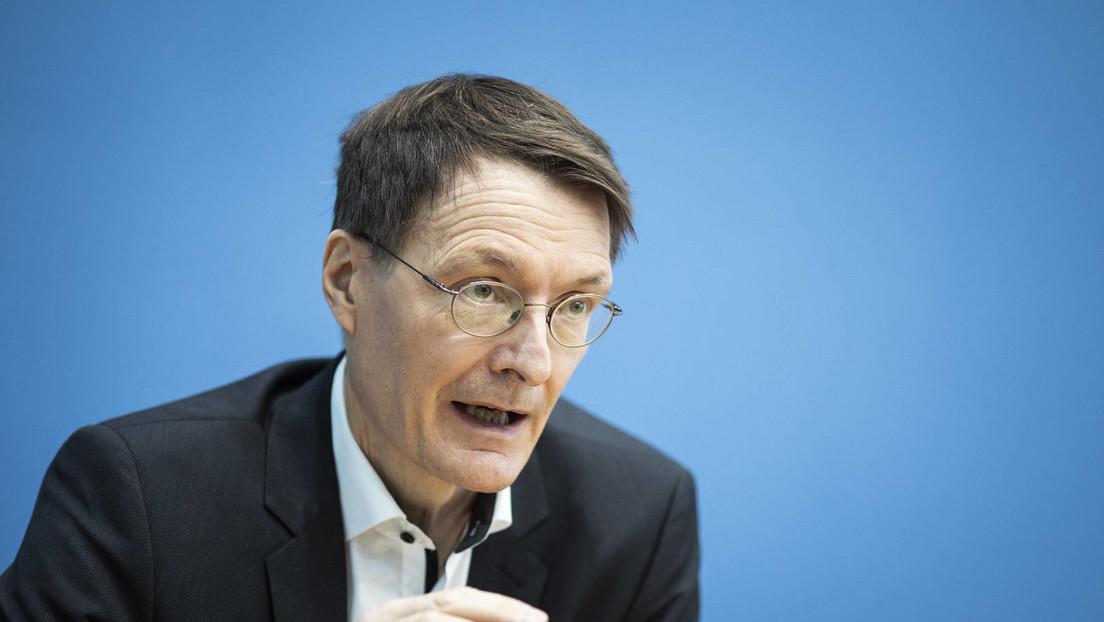 """Bundesweite Ausgangssperre ab 20 Uhr? Karl Lauterbach sieht """"keinen anderen Weg"""""""