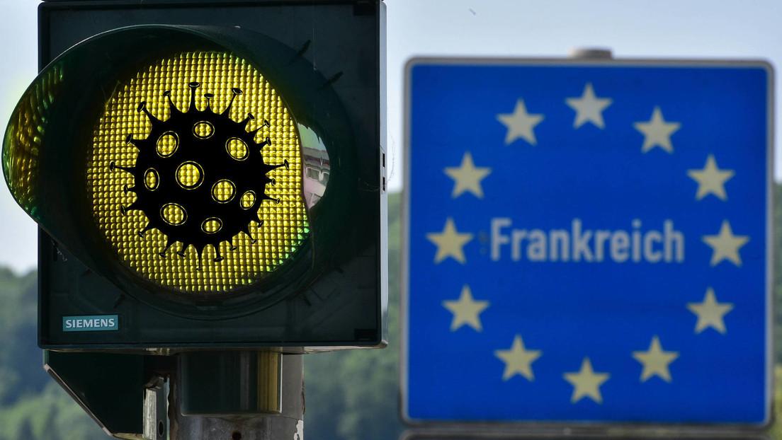 COVID-19-Fälle in Frankreich explodieren – Land rügt AstraZeneca für Vertragsverletzungen mit der EU