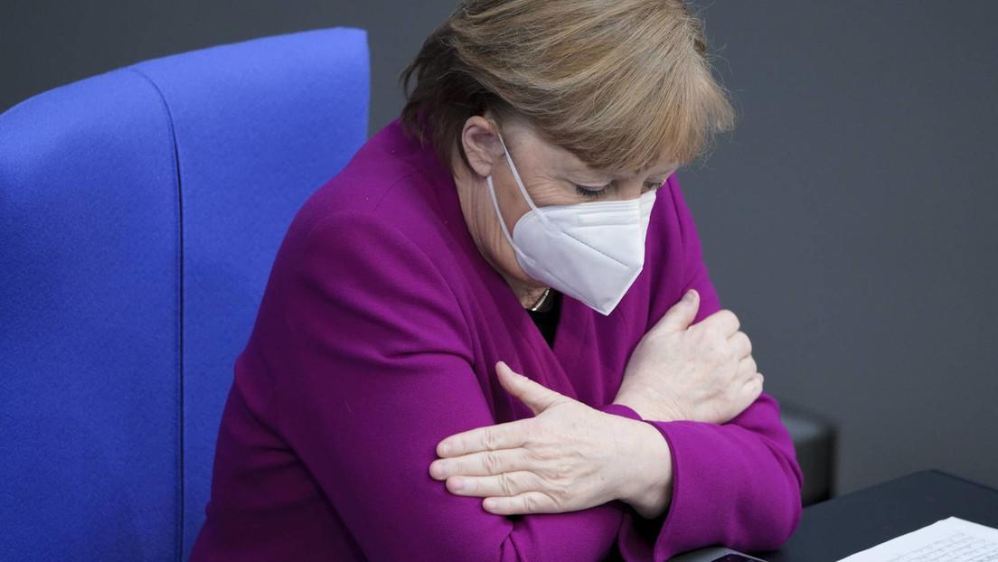 """Angela Merkel als """"demokratische Ersatzkönigin"""" in einem mit Mehltau überzogenen Land?"""