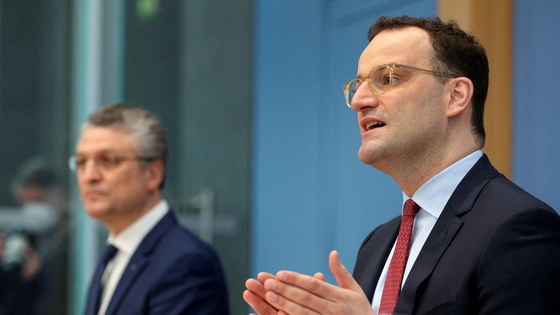 LIVE: Gesundheitsminister Spahn und RKI-Chef Wieler zur aktuellen Corona-Lage