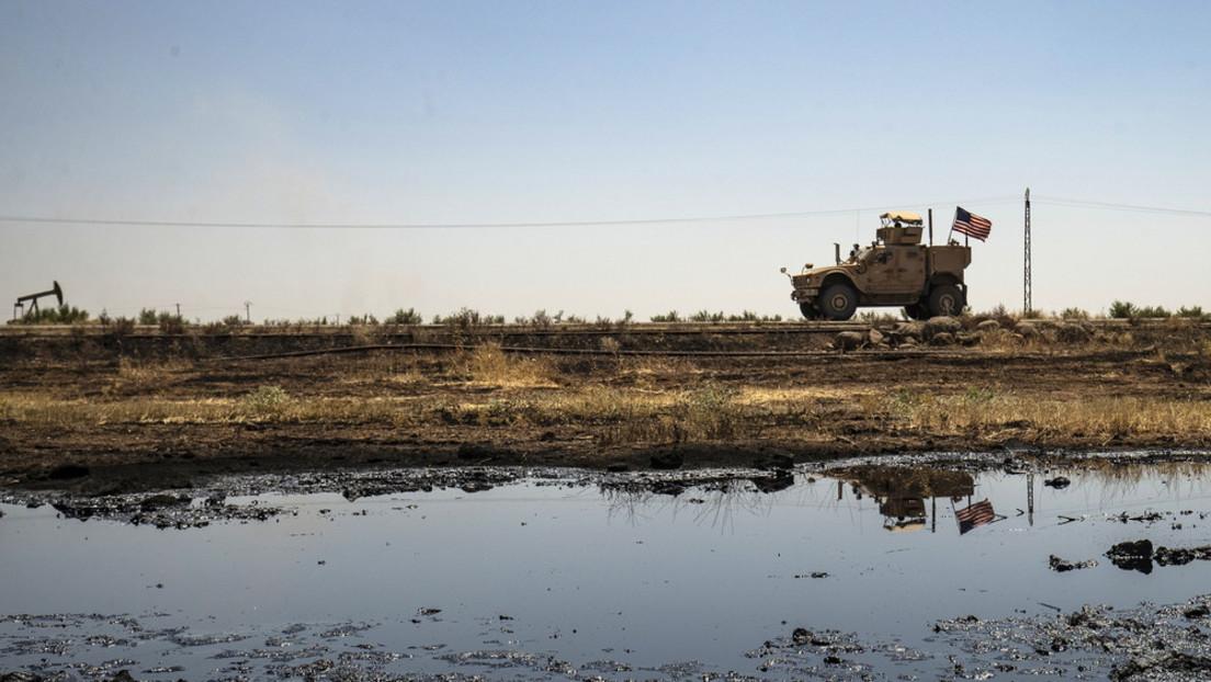 Medienbericht: US-Truppen sollen Weizen aus Syrien in den Irak schmuggeln
