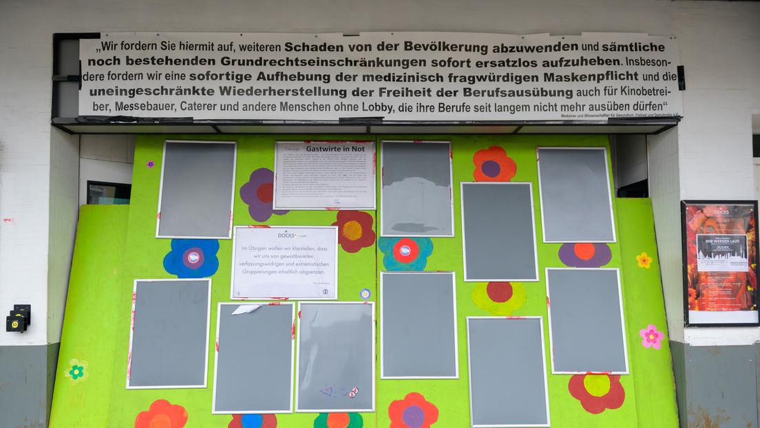 Hamburg: Klubs bieten Plattform für Lockdown-Kritiker – Veranstalter drohen mit Boykott