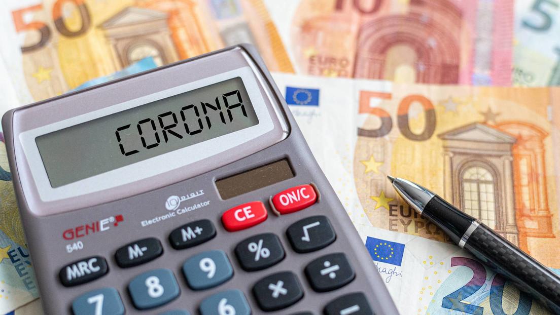 Bundestag stimmt für europäische Corona-Schuldenunion – 1,8 Billionen Euro bis 2027 geplant