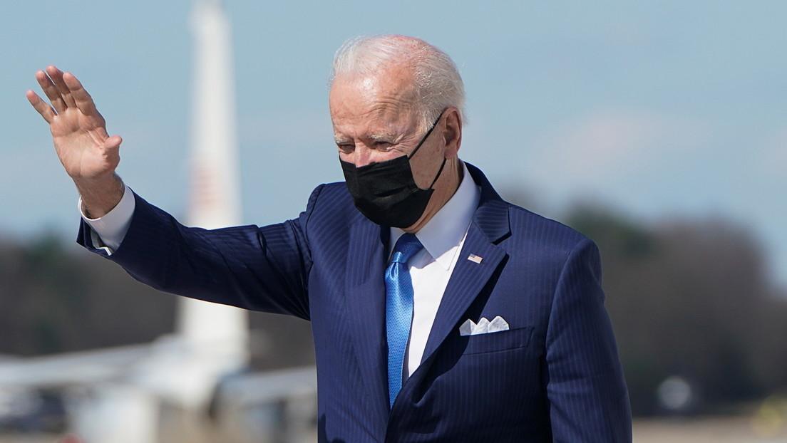 """Vom """"Killer"""" zum willkommenen Gast: Joe Biden lädt Wladimir Putin zu Online-Klimagipfel ein"""