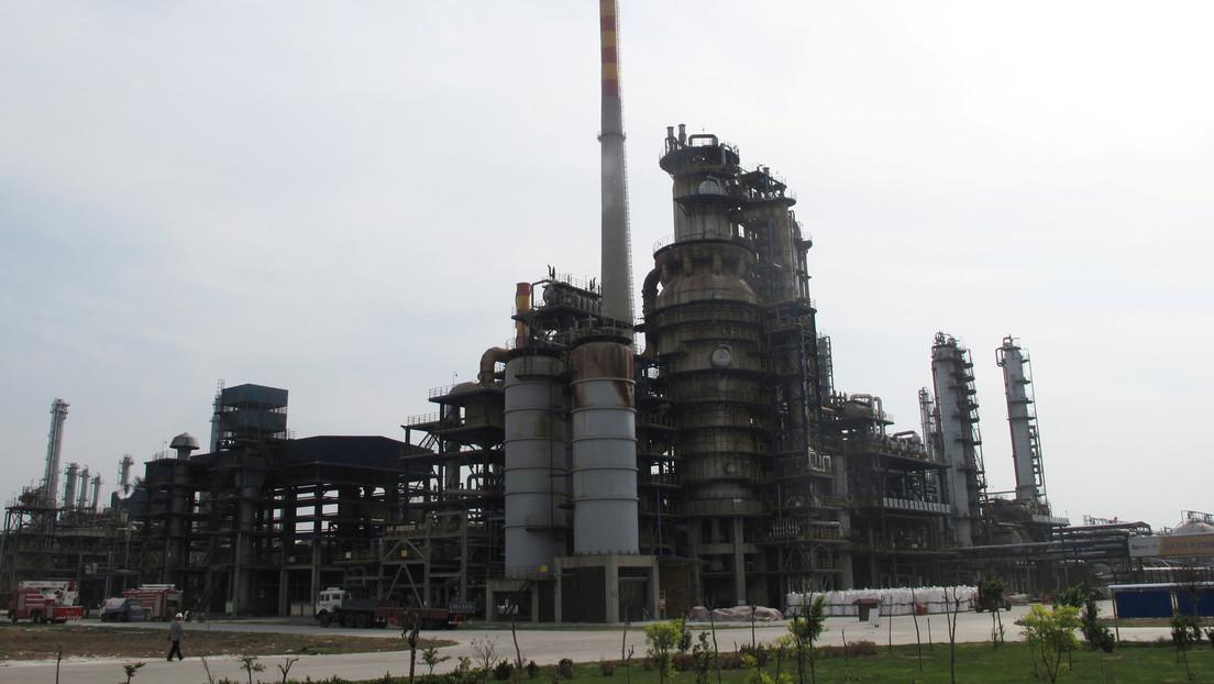 China überholt die USA als weltgrößter Erdölverarbeiter