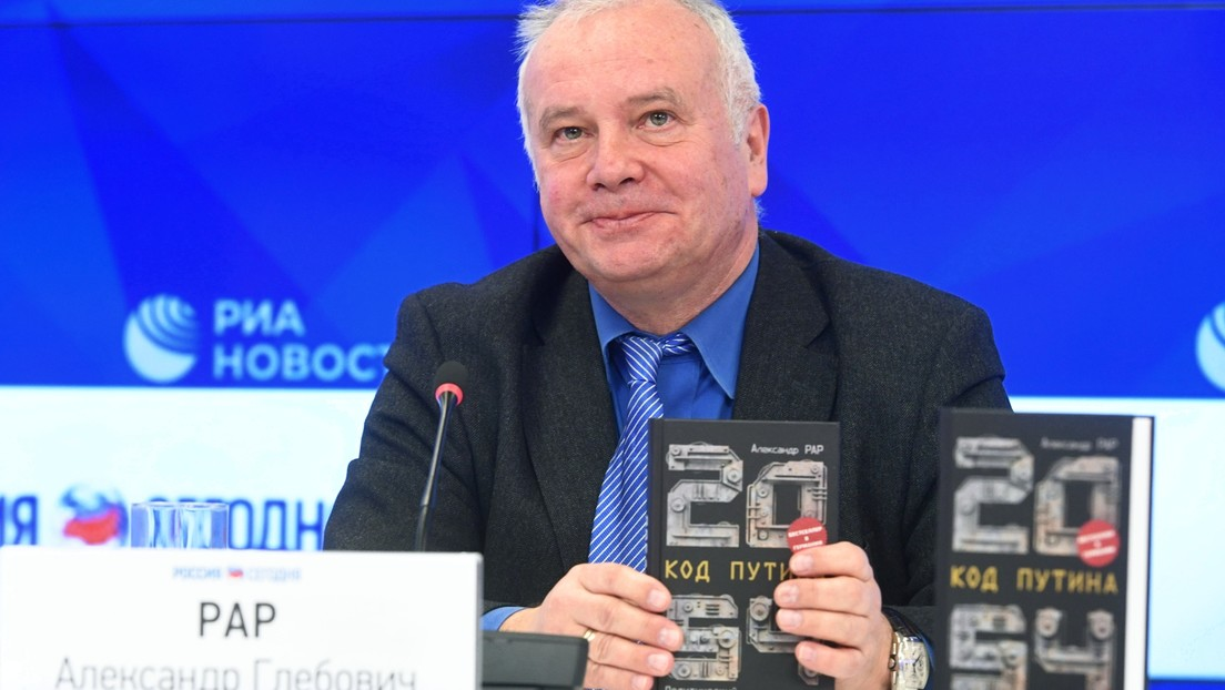 Historiker Alexander Rahr: Russen sind über deutsche Anmaßung verärgert