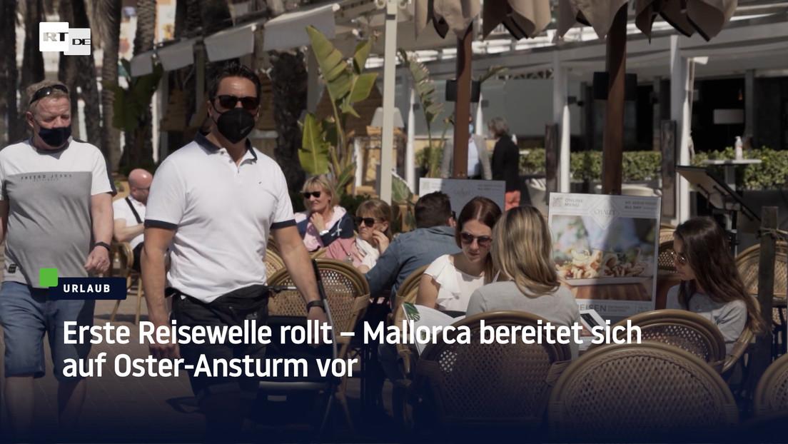 Erste Reisewelle rollt – Mallorca bereitet sich auch Oster-Ansturm vor