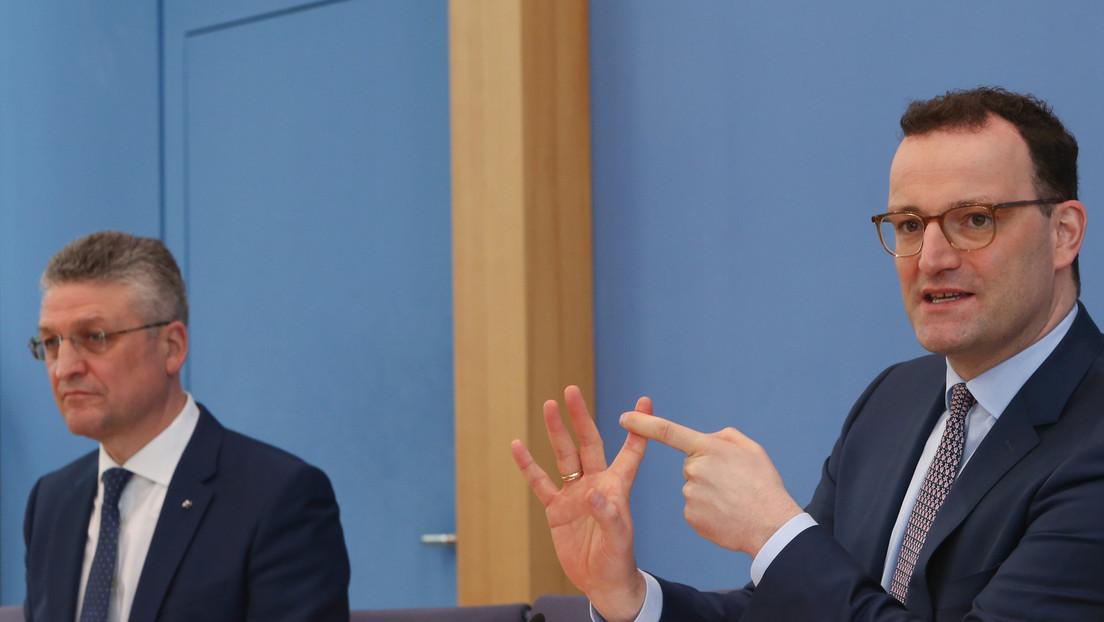 Statt kreativer Lösungen: Gesundheitsminister Spahn hält erneuten harten Lockdown für notwendig