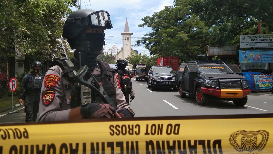 Anschlag auf Kirche in Indonesien: Mindestens 14 Verletzte, mutmaßlicher Täter tot