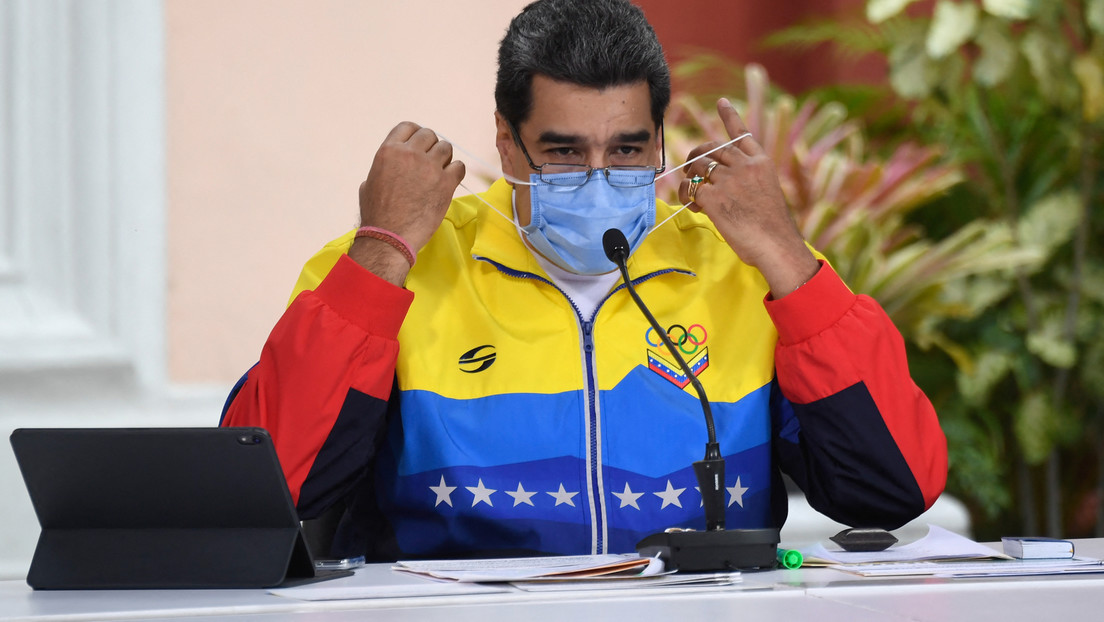 Facebook sperrt Konto von Nicolás Maduro für 30 Tage wegen Äußerung über COVID-19