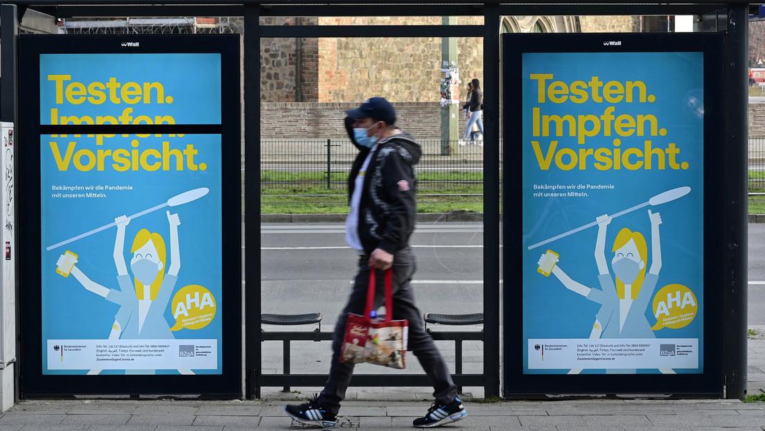 Neue Corona-Maßnahmen neben Lockerungen in Berlin – Homeoffice-Pflicht und Corona-Tests zum Shoppen