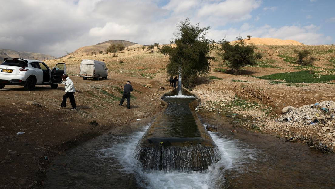 """Israel beschränkt Jordaniens Wasserversorgung während Dürre wegen """"persönlicher Reibereien"""""""