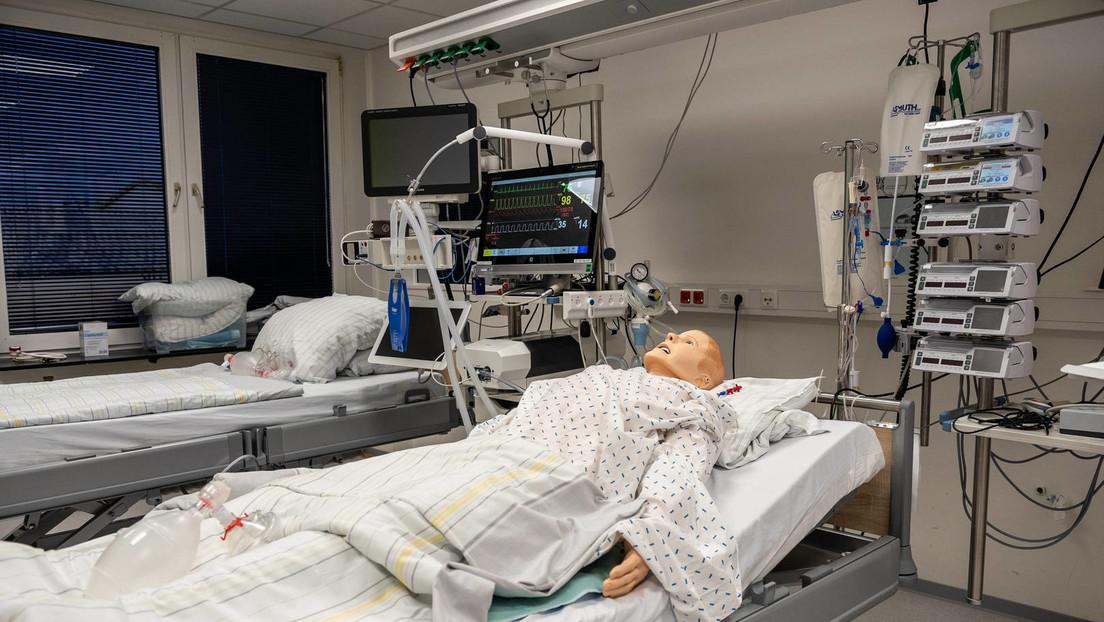 Zahl der neu hospitalisierten COVID-19-Fälle in Deutschland sinkt weiter