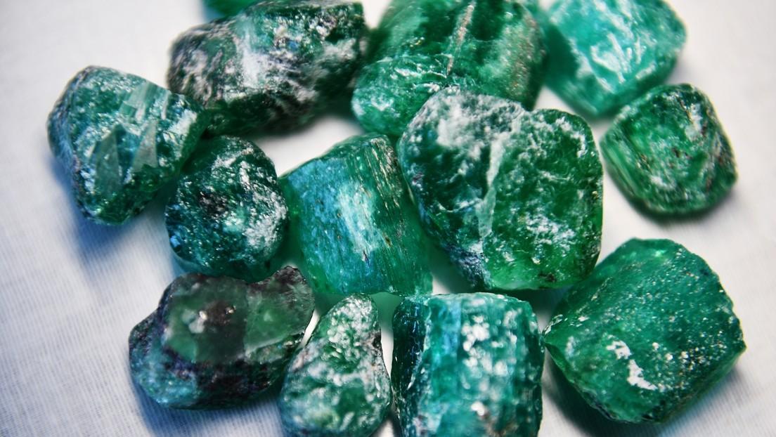 Russland will Produktion von Alexandriten vervierfachen und Smaragdproduktion um 20 Prozent steigern