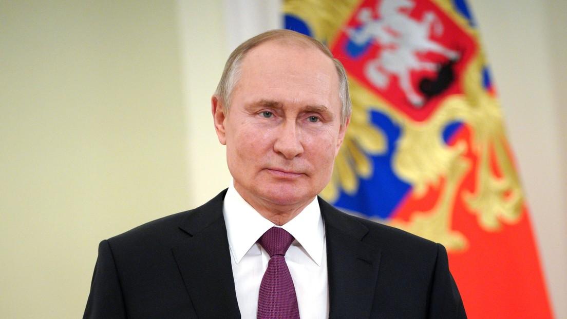 """""""Wollte niemanden nachäffen"""": Putin erklärt seine Impfung ohne laufende Kameras"""