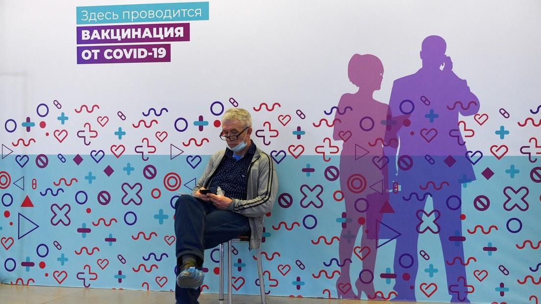 Fast die Hälfte der Moskauer ist gegen Coronaviren immun