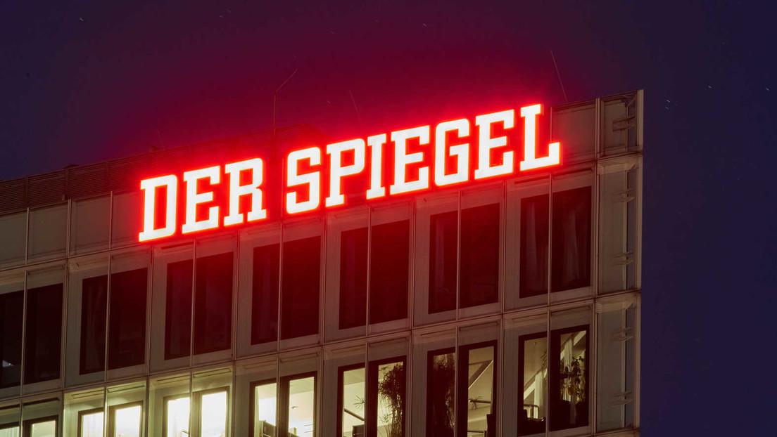 SPIEGELein, SPIEGELein an der Elbe - Wieso schreibst du immer nur dasselbe?