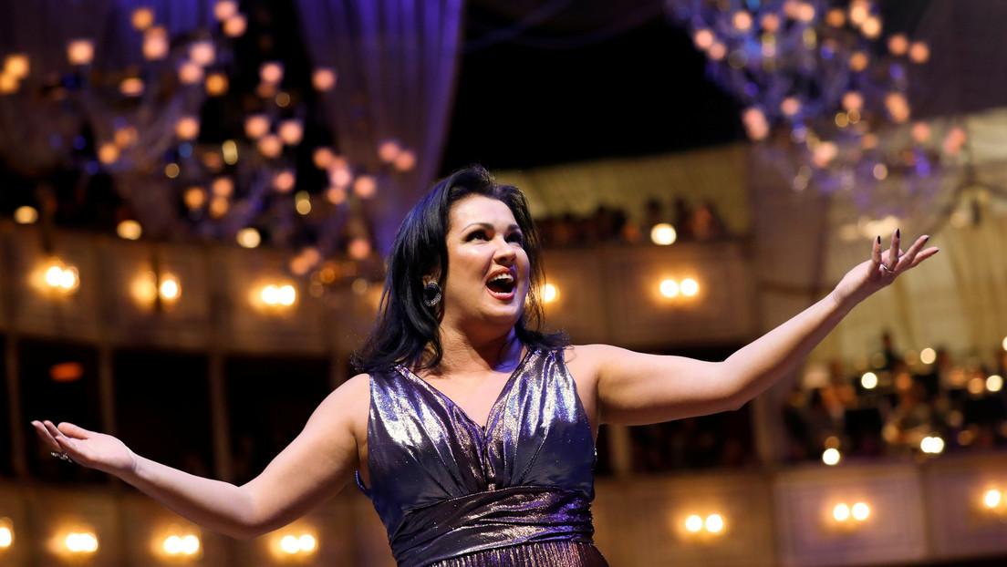 Künstlerische Freiheit? Opernstar Netrebko überreicht Spende für beschädigte Oper in Donezk