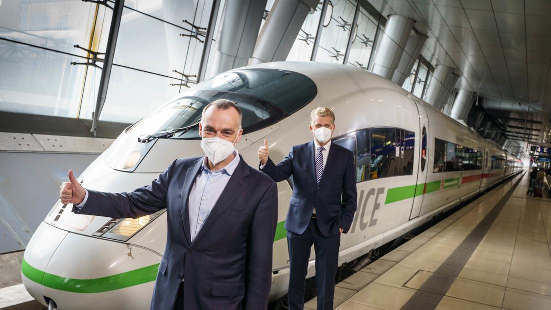 """Plan der Bahn: Neuer Trend hin zum """"alten"""" Zugabteil"""