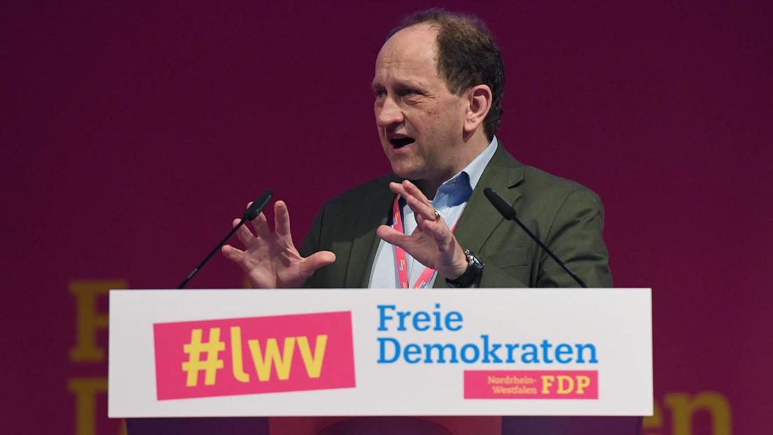 """FDP-Außenpolitiker fordert Sondereinheit gegen """"russische Desinformation"""""""