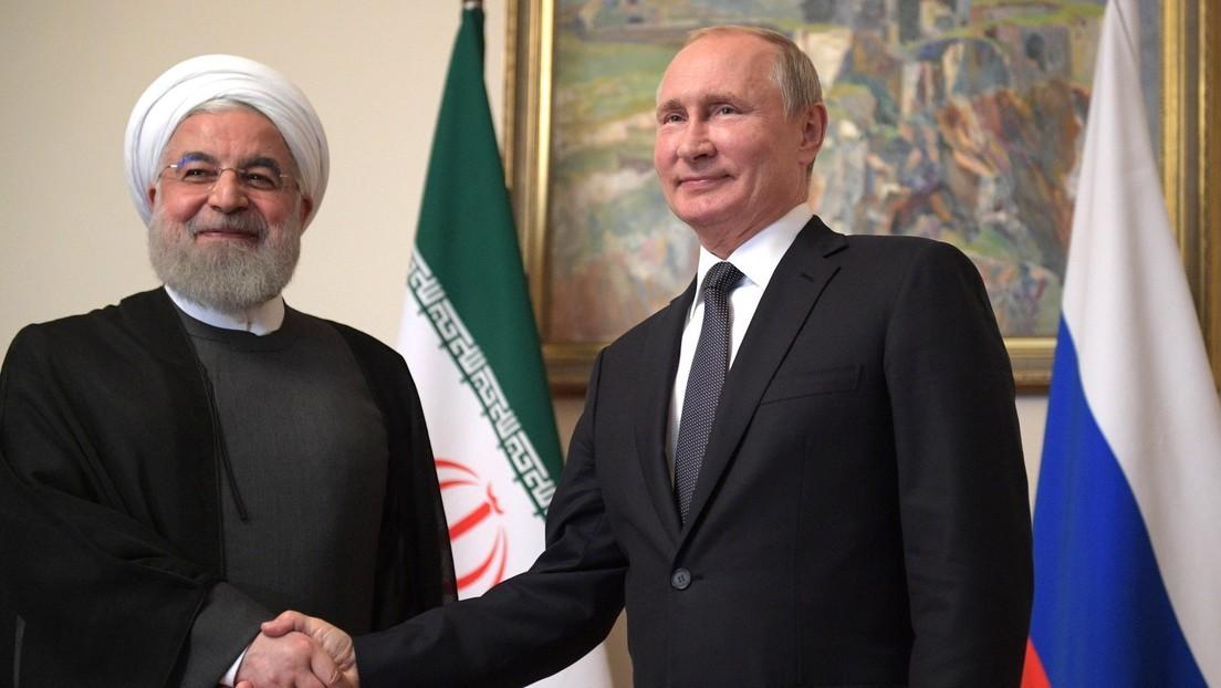 Iranischer Spitzenpolitiker: Teheran braucht strategische Partnerschaft mit Russland