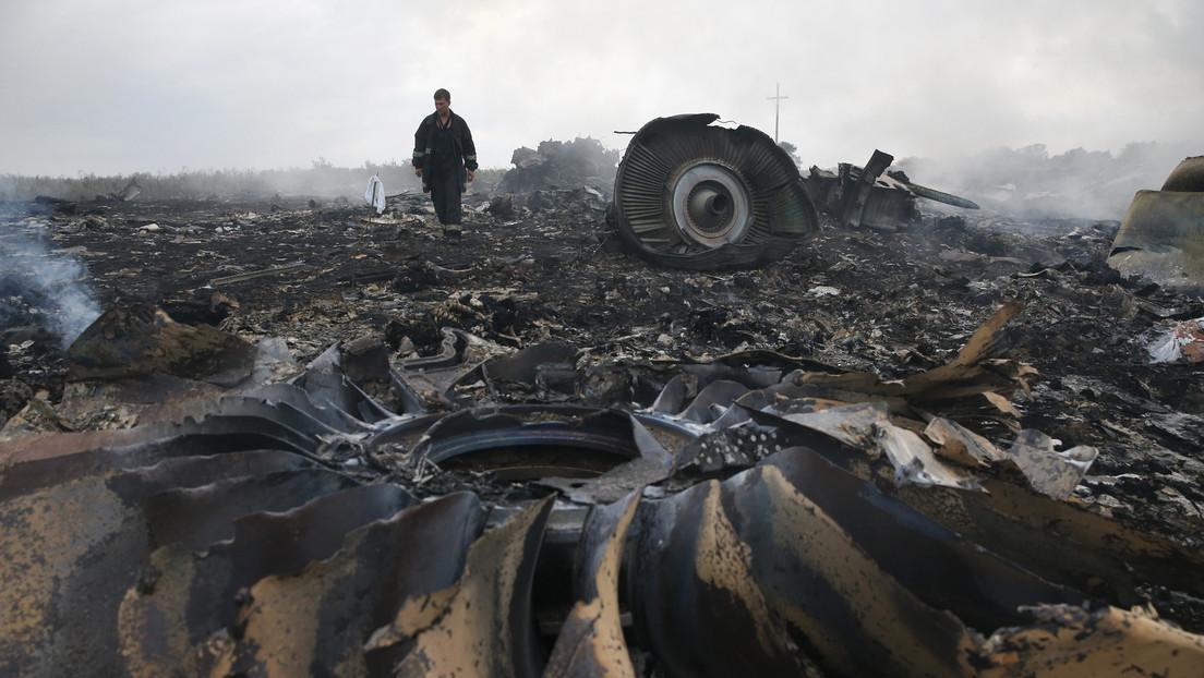 Zeuge bestätigt Abschuss von MH17 durch ukrainischen Kampfjet