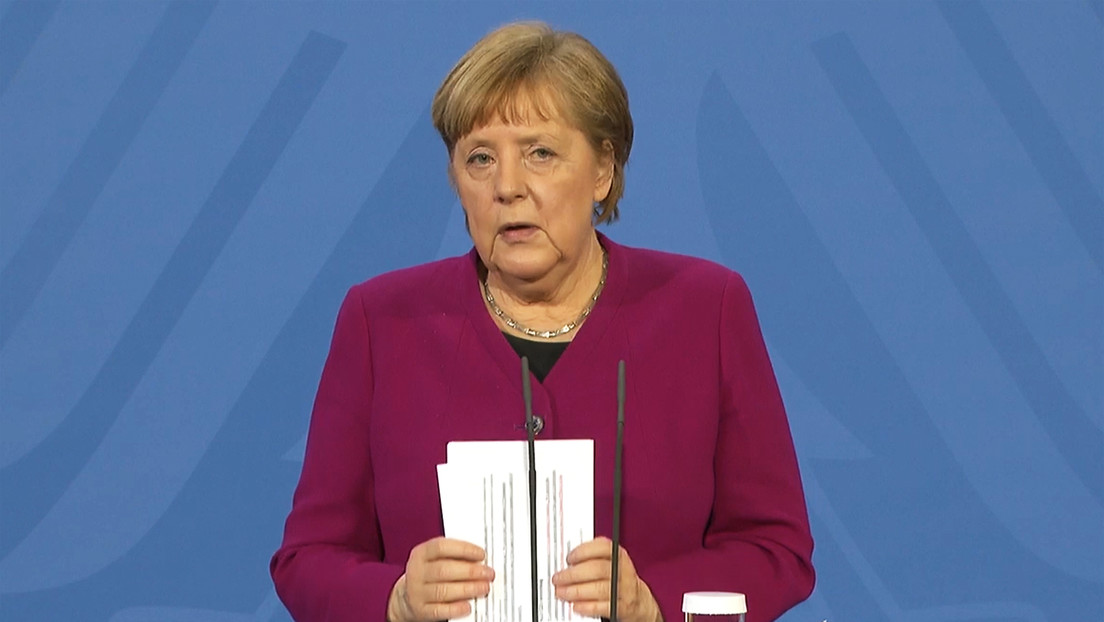 LIVE: Kanzlerin Merkel und Gesundheitsminister Spahn geben Pressekonferenz zum Thema AstraZeneca
