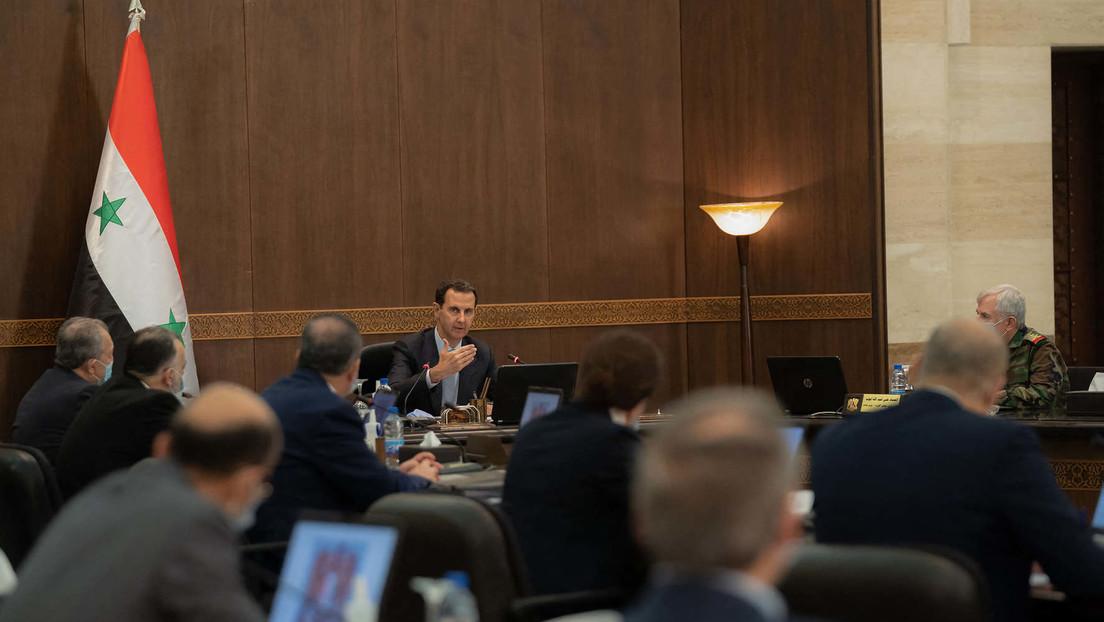 Assad: Hinter Abwertung der syrischen Währung gegenüber US-Dollarsteckt ein ausländischer Plan