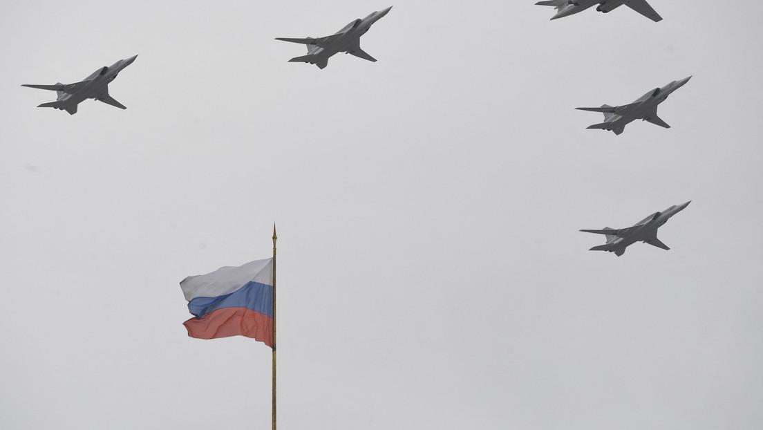 """NATO-Abfangmission: """"Auffallend viele"""" russische Militärflugzeuge gesichtet"""