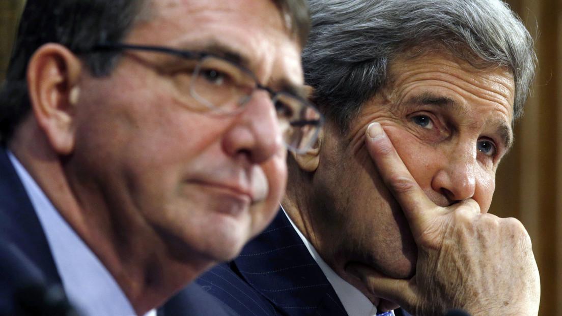 Irak und Iran: Wir haben Belege, dass die USA den IS direkt unterstützen