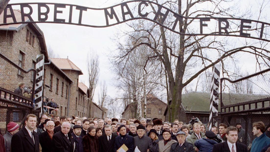 EU-Geschichtsrevisionimus 3.0: Auschwitz-Gedenken ohne die Befreier