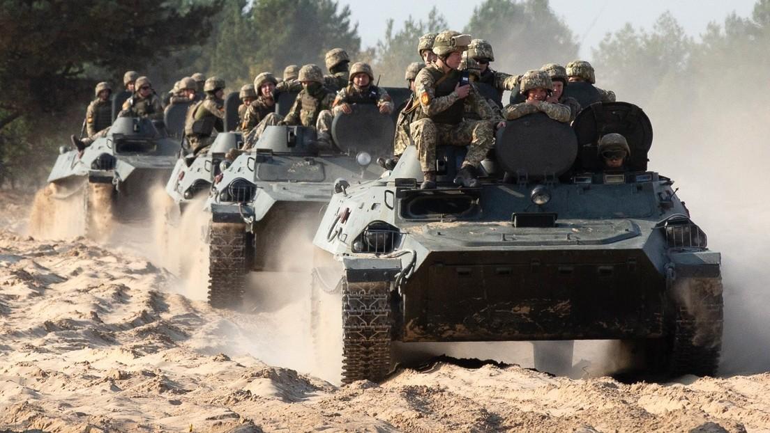 Oberkommandeur der ukrainischen Armee: Wir sind bereit für eine Offensive