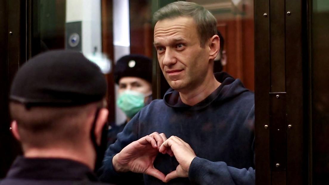 Wegen fehlender ärztlicher Hilfe: Alexei Nawalny tritt in Hungerstreik